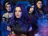 Pin By Rohanna On Disney Descendants Aesthetic Teaser Descendants Youtube