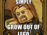 Lego Hooraaay :-D