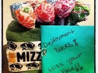 Friends deployment care packs