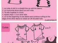 Clothes recon.