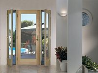 1000 Images About French Doors With Operable Sidelight On