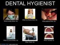 Dental hygiene life