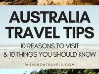 Travel -Australia