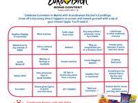 bbc eurovision bingo
