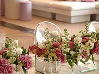 arranjos de mesa casamentos