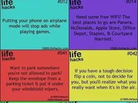 Life's Tricks/Facts...