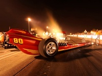 Auto - Racing - Dragsters & Land Speed Record