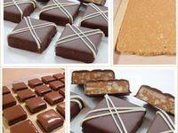 cuisine bouchées de chocolat