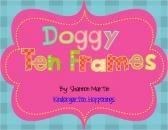 Math - Ten Frames and 100s Charts