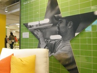 The materials & finishes we observed at #NeoCon12
