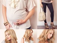 Dressing the Chic Bump ;)