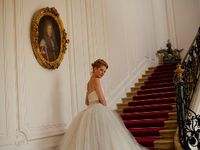 The Wedding dress! This is the most important dress you'll ever wear and that's why finding the perfect one comes with a price. Here you can find many glamorous wedding dresses that range from designer to retail. Find your dream dress here!