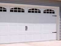 17 Best Images About Garage Door Hardware Placement On