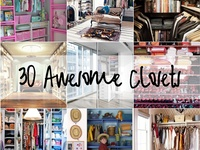 Super Size My Closet Space / 