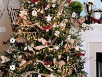 Christmas Tree Decorations On Pinterest