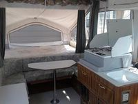 2006 Fleetwood Bayline Recreational Vehicles Tent Travel