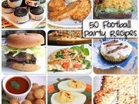 Football Party Gluten Free Recipes