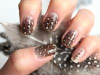 Nail art I admire and will try on my nails!