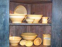 Yellow Ware