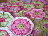 Crochet - Afghans & Pillows