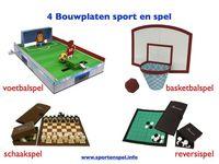 Onderwijs - Sport