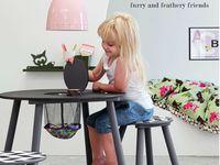 Barnmöbler: 10 ideas about kids' room, kid spaces, kids room