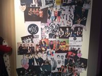 1000 images about 5sos room decor on pinterest for Room decor 5sos