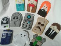 All crafts Dr. Who!