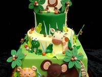 Jungle/Safari Theme Party