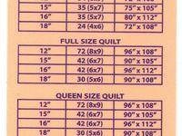 Quilt Stuff