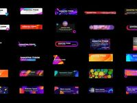 Pin On Videohive Pop Lower Thirds 27347617