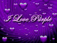 My Purple Pins...