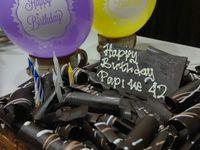 Effendy's birthday