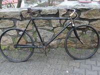 antikes altes Fahrrad Herrenrad Vorkrieg 30er 40er Jahre