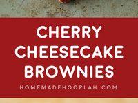 ... | Lemon Bread, Red Velvet Cheesecake Brownies and Raspberry Muffins