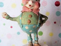 Paper clay Holidays