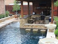 OUTDOOR KITCHENS & SWIMMING POOLS