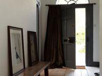 13 rideau isolant porte entree rideau