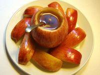 rosh hashanah honey apple cake recipes