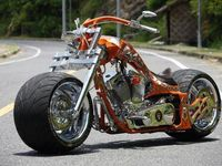 A collection of choppers and others that I'd love to own for one reason or another
