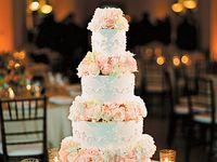 Baby pink wedding
