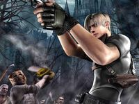 jill valentine vs claire redfield