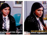 Mindy gets me.