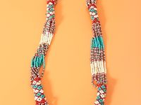 Loom and Native American Beading
