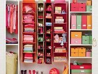 Organization Ideas