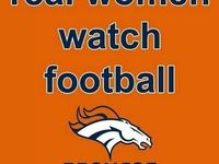 I love football and the Broncos are my favorite team! Everything Denver broncos related :)