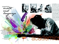 Education - Yearbook Layouts