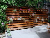 Pallets / Pallets Recycled, Up-cycled, Re-purposed, Up-purposed things, DIY Ideas. http://www.recycled-things.com/