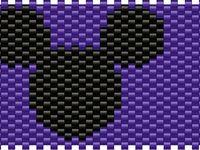 Patterns for peyote stitch