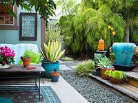 Urban Backyards + Outdoor Spaces
